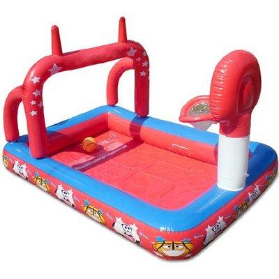 5Cgo 【批發】含稅會員有優惠 14675337459 最新款多功能戲水池 兒童遊泳池 玩水池