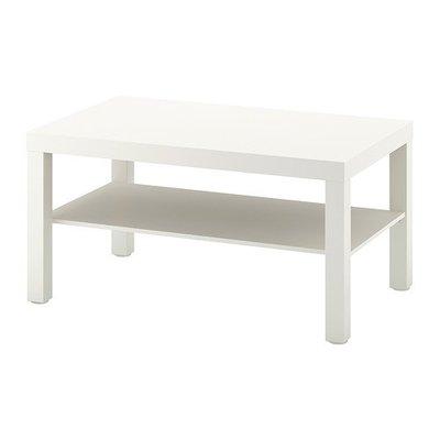 ☆創意生活精品☆IKEA LACK 咖啡桌( 白色) 90*55*45cm
