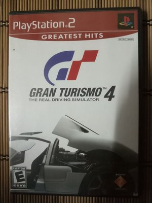 PlayStation 2 - GRAN TURISMO 4 ~ THE REAL DRIVING SIMULATOR