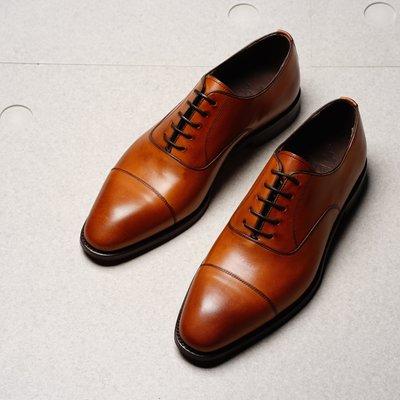 西班牙手工鞋 Berwick1707 橫翼紋牛津鞋
