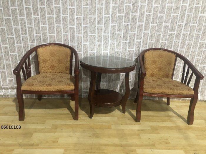 【弘旺二手家具生活館】二手/中古 房間桌椅組 雙色床尾凳 餐桌椅組 實木大桌 沙發組 -各式新舊/二手家具 生活家電買賣