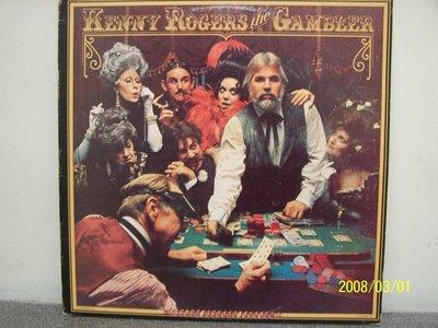 【原版流行LP】1427-16.肯尼羅吉斯:Gambler,耶誕專輯(曲目詳照片),2LPs