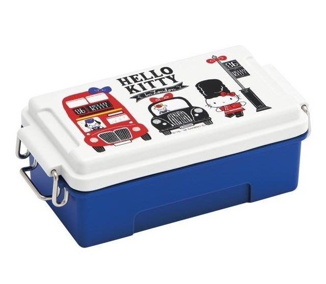 日本製 KITTY 446030 樂扣蓋 便當盒 500ML 奶爸商城 通販 限定