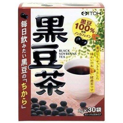 日本代購] 井藤漢方製薬 黒豆茶 $230 / 8gX30袋