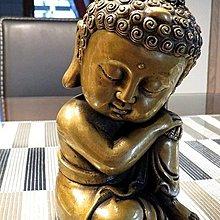【 金王記拍寶網 】H094 中國近代銅雕藝術 釋迦牟尼佛 一尊 罕見稀少~