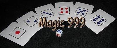 [MAGIC 999] 魔術道具 自動 骰子 ~ 水銀 骰子 ~控制骰子的必備利器!!~99NT.