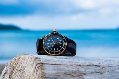 【日貨代購CITY】2019AW BAPE TYPE 1 BAPEX (NATO BAND) 黑金 手錶 熱門款 現貨
