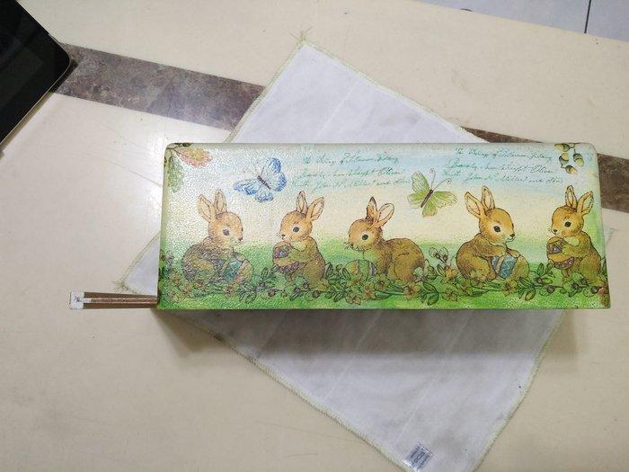 彼得兔面紙木盒