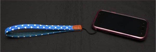 ☆eWhat億華☆韓國 ARNUVO 心心相印相機手腕帶  CANON NIKON SONY 各廠牌適用  繽紛藍