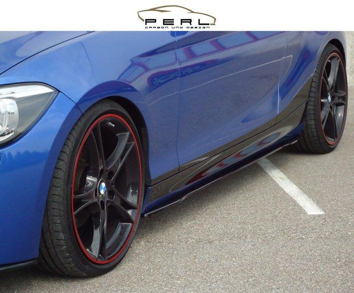 【樂駒】Perl Carbon Design BMW F22 M-Pake 側裙 車側 飾板 碳纖維 輕量化 外觀 套件