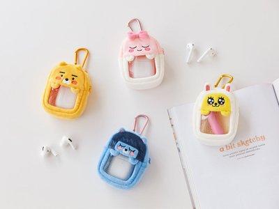 現貨 KAKAO FRIENDS 迷你背包造型AirPod保護袋 零錢包 收納包