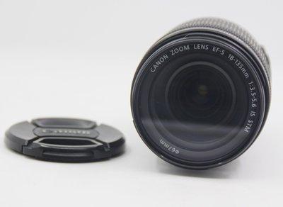 【青蘋果】Canon EF-S 18-135mm f3.5-5.6 IS 二手 鏡頭 #DI193