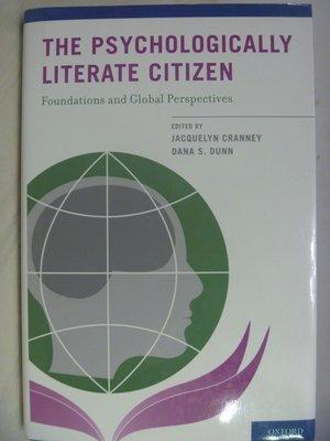 【月界】The Psychologically Literate Citizen_Cranney 〖心理〗AGR