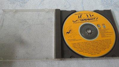 【彩虹小館】WW兒童CD~WALY DISNEYS ~ALADDIN
