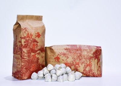 2006年 小沱茶(熟茶)1公斤(紙袋裝)