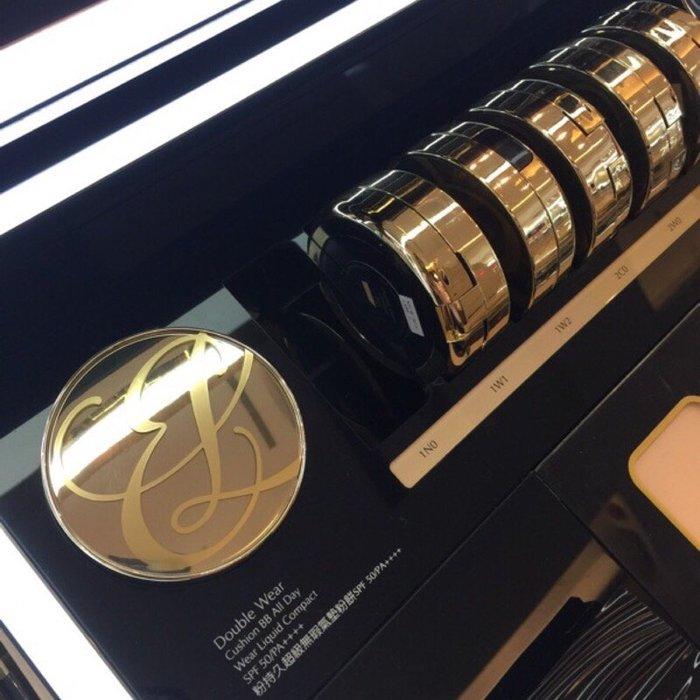 min~ESTEE LAUDER 雅詩蘭黛 粉持久超級無瑕氣墊粉餅SPF50/PA++++全新專櫃正貨