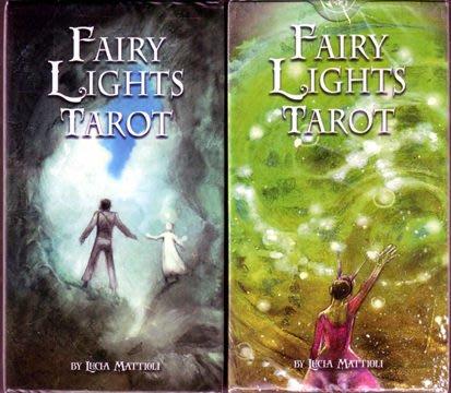 【牌的世界】【新發售】精靈之光塔羅牌 Fairy Lights Tarot (78張)