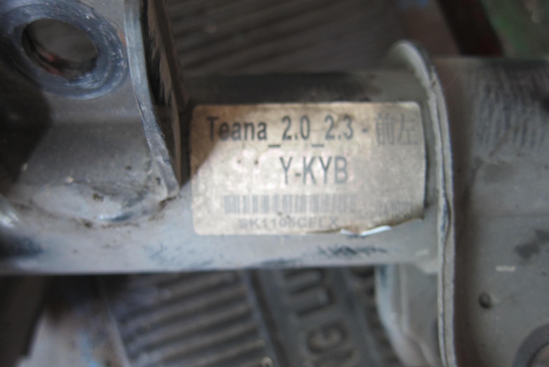 二手 NISSAN  TEANA  2.0.2.3  左前避震器  本場可以代為安裝.需付工資