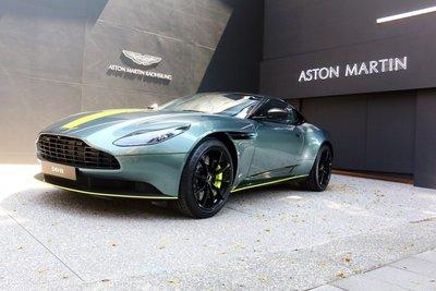 中華黃金門號 0900000007  Aston Martin 007