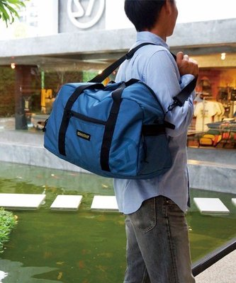 日本StreamTrail戶外防水包LandBridge HAW系列超輕量型旅行手提兩用袋Duffle Bag M-2