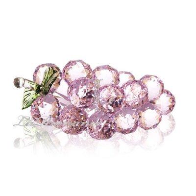 【芮洛蔓 La Romance】 璀璨水晶葡萄 - 粉色