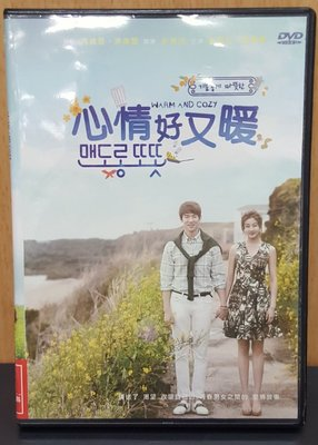 二手DVD專賣店【韓劇-心情好又暖】全16集 柳演錫/姜素拉 主演 台灣正版二手DVD