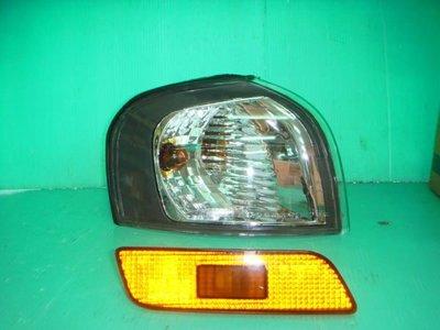 ☆小傑車燈家族☆全新高品質VOLVO S80-99年原廠型前保桿側燈一顆450元DEPO製 高雄市