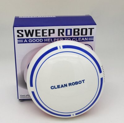 SWEEP ROBOT充電全智能感應卡通掃地機械人機器人吸塵機 吸塵器