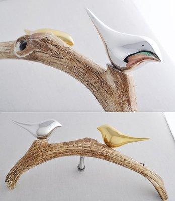 牆飾裝飾品家飾 背景牆飾品 掛飾立式抽象鳥抽象鳥家居臥室裝飾牆面(小款)_☆找好物FINDGOODS ☆