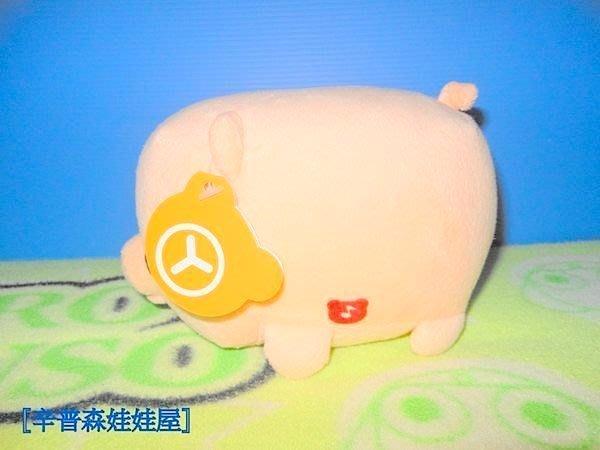 【辛普森娃娃屋】金豬公粉紅豬音效豬小豬絨毛娃娃吊飾