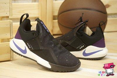 球鞋補習班 NIKE ZOOM LEBRON AMBASSADOR Xl 大使11 星空黑紫 耐磨 AO2920-004