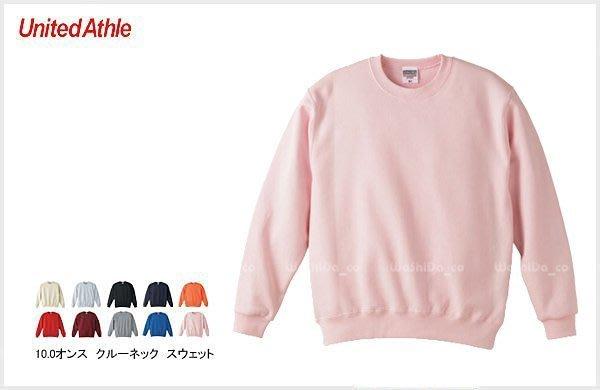 WaShiDa【UA5728】United Athle × 10.oz  素面 長袖 舒適感 圓領T恤 十色 現貨