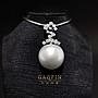 【高品珠寶】17mm南洋珍珠墜子 項鍊 母親節...