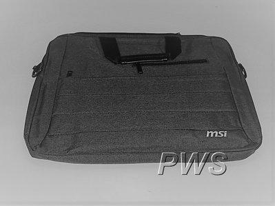 ☆【全新 MSI  微星 原廠 16吋 筆電提袋 】☆郵差包