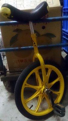 §二手§ 弧型 獨輪車 單輪車 一輪車 TAROKA 【限面交自取】需先確認自取時間