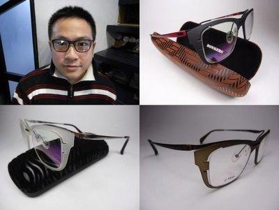 信義計劃 Bonkers 眼鏡 日本潮牌 鏤空 鈦金屬 復古 大框 超越 RayBan 雷朋 infinity