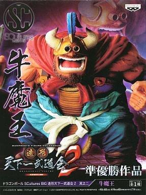 日本正版 景品 七龍珠 SCultures BIG 造型天下第一武道會2 其之二 牛魔王 公仔 模型 日本代購