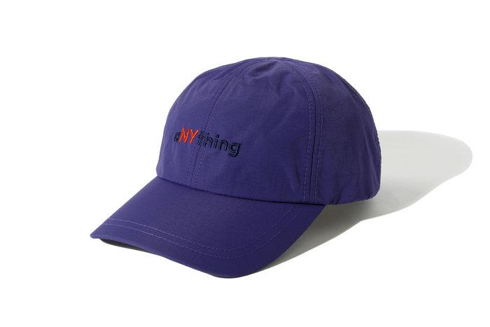 "[ LAB Taipei ] ANYTHING "" A NY LON HAT "" (Purple)"