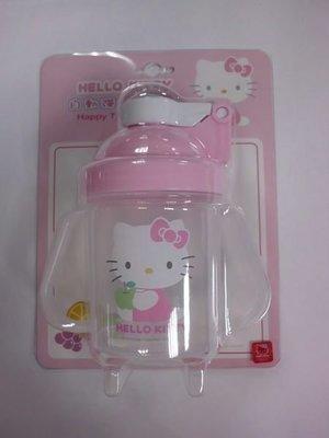 GIFT41 4165本通 三重店 凱蒂貓 HELLO KITTY KT 正版授權 商品 自動彈跳練習杯 彈跳杯