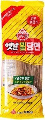 韓國OTTOGI不倒翁韓式冬粉100G(效期2023/05/17)市價45元特價35元賣場商品滿七百免運
