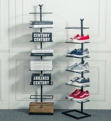 ☜男神閣☞鐵藝鞋架多層簡易客廳家用經濟型多功能現代簡約迷你防塵收納鞋櫃