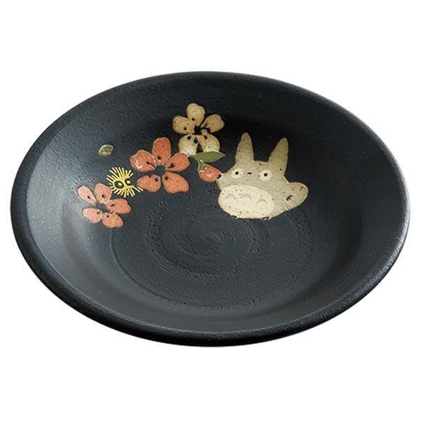 龍貓 小碟子 美濃燒 櫻花 和風 宮崎駿 豆豆龍 日本製 小日尼三 團購 批發 預購商品