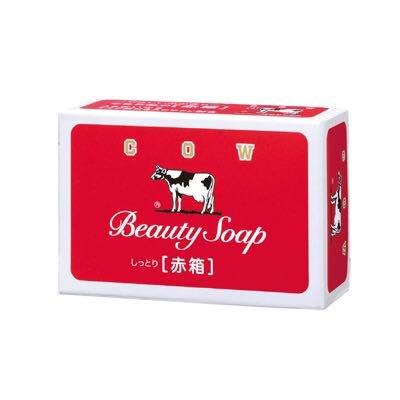 現貨‼️日本牛乳石鹼牛奶香皂-紅盒皂(玫瑰保濕)Costco 代購 新北市