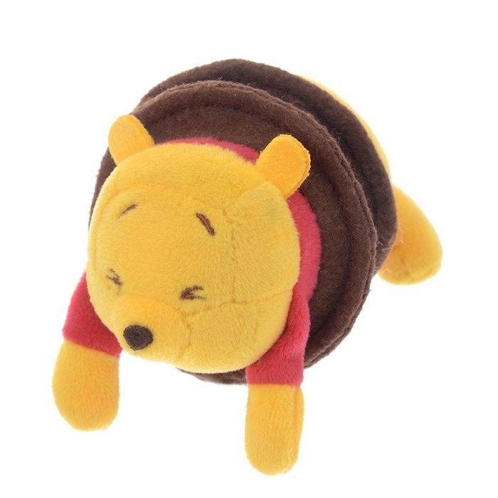代購現貨  日本迪士尼 小熊維尼玩偶徽章
