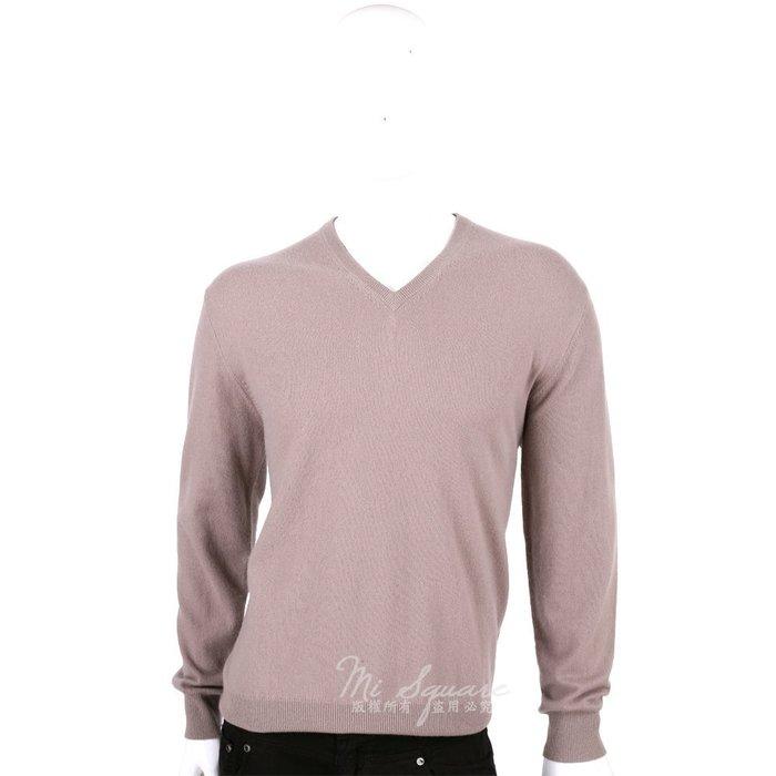 米蘭廣場 ALLUDE 100% CASHMERE 素面V領毛衣(耦色) 1440551-C5