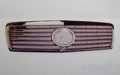 泰山美研社18123114 BENZ 賓士 E CLASS W210 95-99年 跑車款 11線大星 全鍍鉻 水箱罩