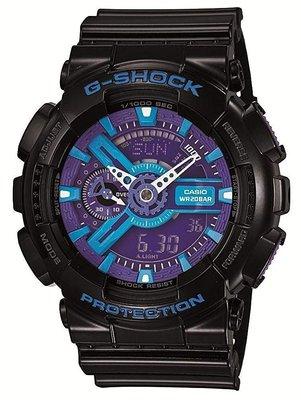 日本正版 CASIO 卡西歐 G-Shock GA-110HC-1AJF 男錶 男用 手錶 日本代購