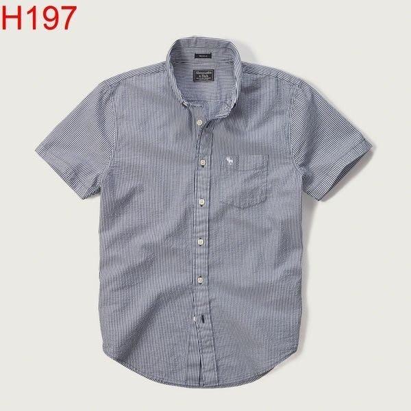 【西寧鹿】AF a&f Abercrombie & Fitch HCO 襯衫 絕對真貨 可面交 H197