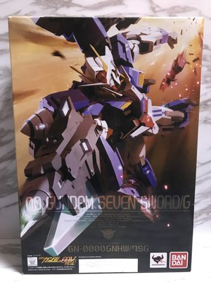 代理版 METAL BUILD 00鋼彈 七劍/G型 7劍/G 鋼彈00 MB 超合金