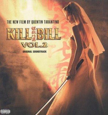 【黑膠唱片LP】追殺比爾 2-電影原聲帶 Kill Bill VOL.2---9362486761